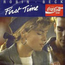 The First Time (single cover).