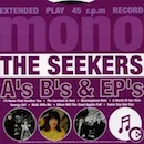 The Seekers, A's B's & EP's (CD cover).