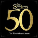 Seekers, Golden Jubilee (CD cover).