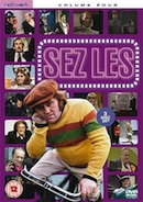 Sez Les (DVD cover).