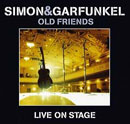 Old Friends Live On Stage (CD cover).
