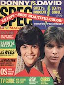 Spec, October 1972 (front cover).