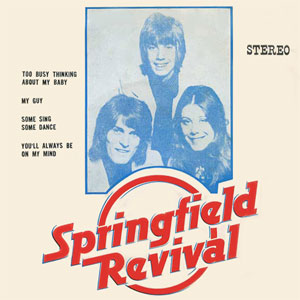 Springfield Revival (EP cover).