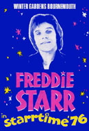Starrtime '76 (programme cover).