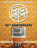 Top Of The Pops 50th Anniversary (book cover).
