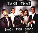 Back For Good (CD cover).