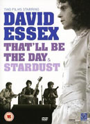 That'll Be The Day / Stardust (DVD cover).
