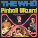 The Who, Pinball Wizard (single cover).