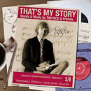That's My Story (CD cover).