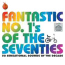 Fantastic Number 1s Of The Seventies (CD cover).