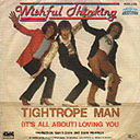Tightrope Man (single cover).
