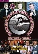 Wheeltappers and Shunters Social Club, Series 4 (DVD cover).