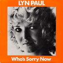 Who's Sorry Now (single cover).